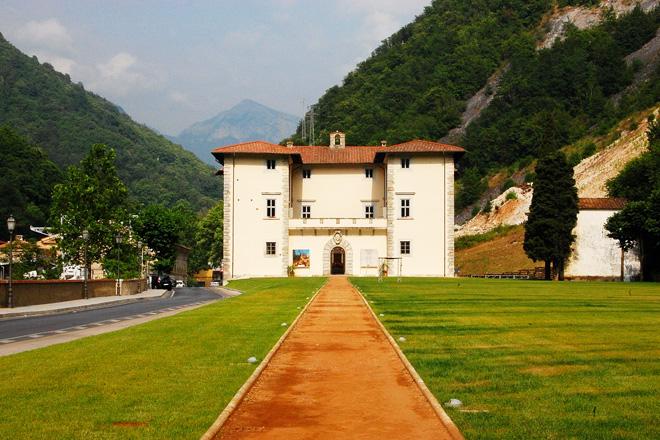 Seravezza Palazzo Mediceo