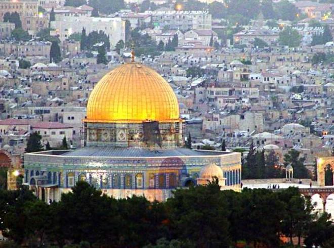 Settimana Santa Gerusalemme