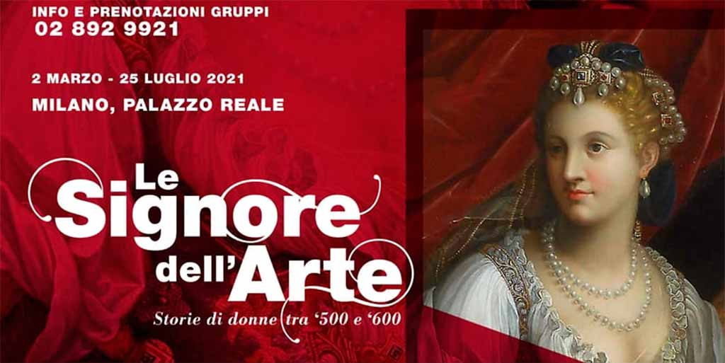 Signore-dell'Arte-storie-di-donne-tra-500-e-600-palazzo-reale-milano