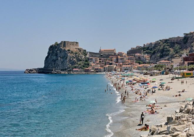 Spiagge d'Italia_Scilla