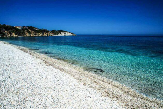"Spiaggia ""Le Ghiaie"" a Portoferraio - Isola d'Elba"