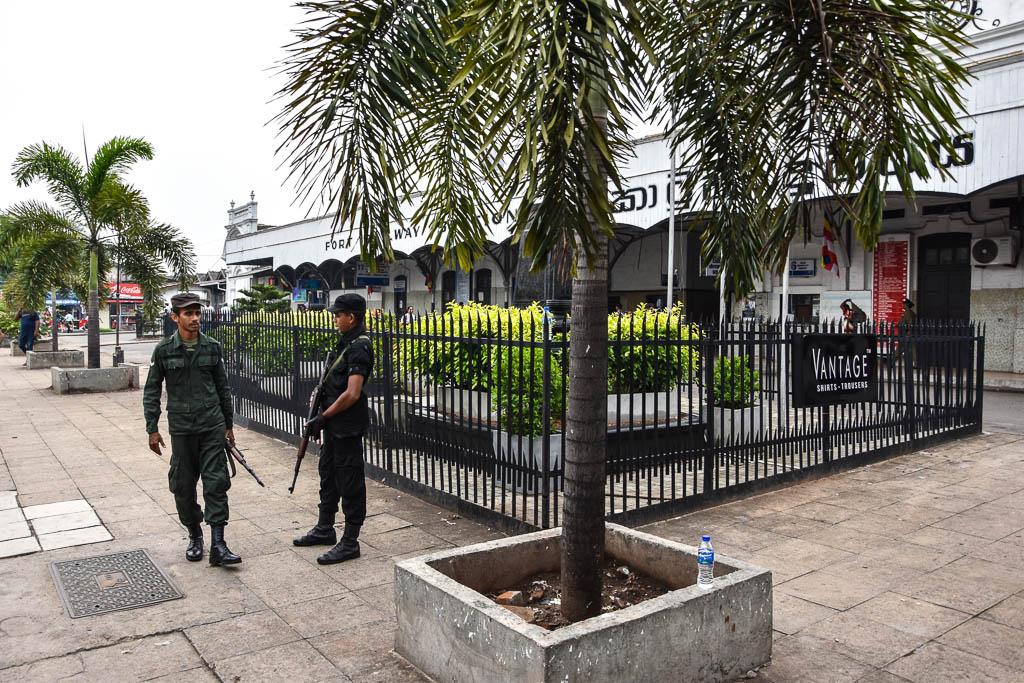 Sri-Lanka -colombo-stazione
