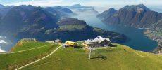 Lucerna: punto di partenza ideale per numerose escursioni intorno al suo romantico lago