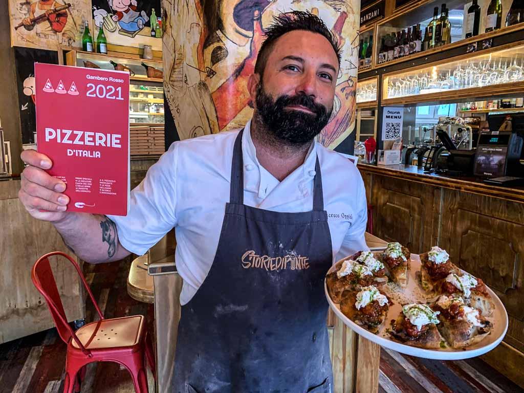 migliore pizza secondo Gambero Rosso