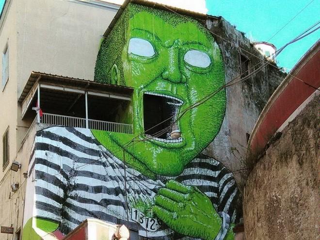 Street Art_Napoli