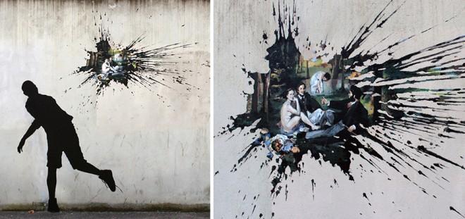 Street Art_Parigi
