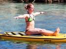 Sup Pilates. Esercizi a filo d'acqua