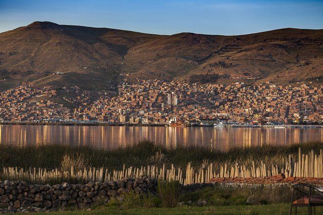 perù lago titicaca