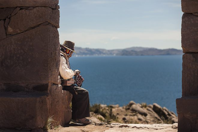 perù titicaca