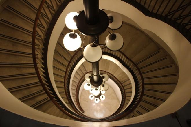 Torino, Palazzo degli Affari Foto di Metamorphosi © FAI - Fondo Ambiente Italiano
