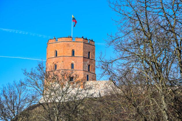 Vilnius-Torre-di-Gediminas