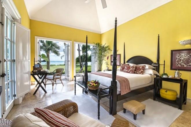 Tortuga Bay Hotel, designed by Oscar de la Renta