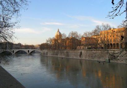 Passeggiare nella città eterna: i posti romantici di Roma