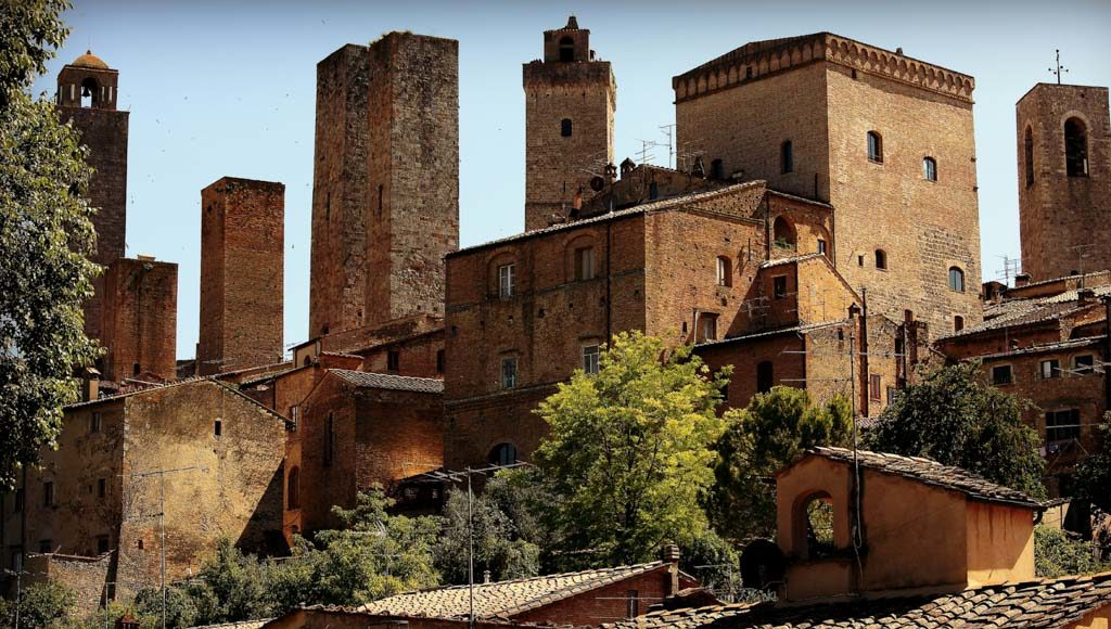 Tuscany Treasure Hunting