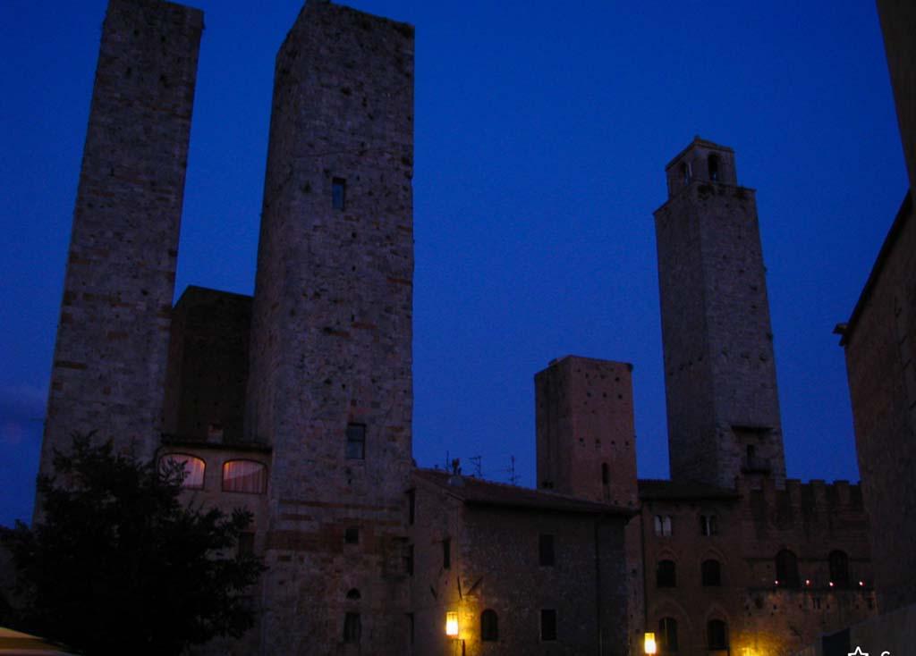 Tuscany Treasure Hunting