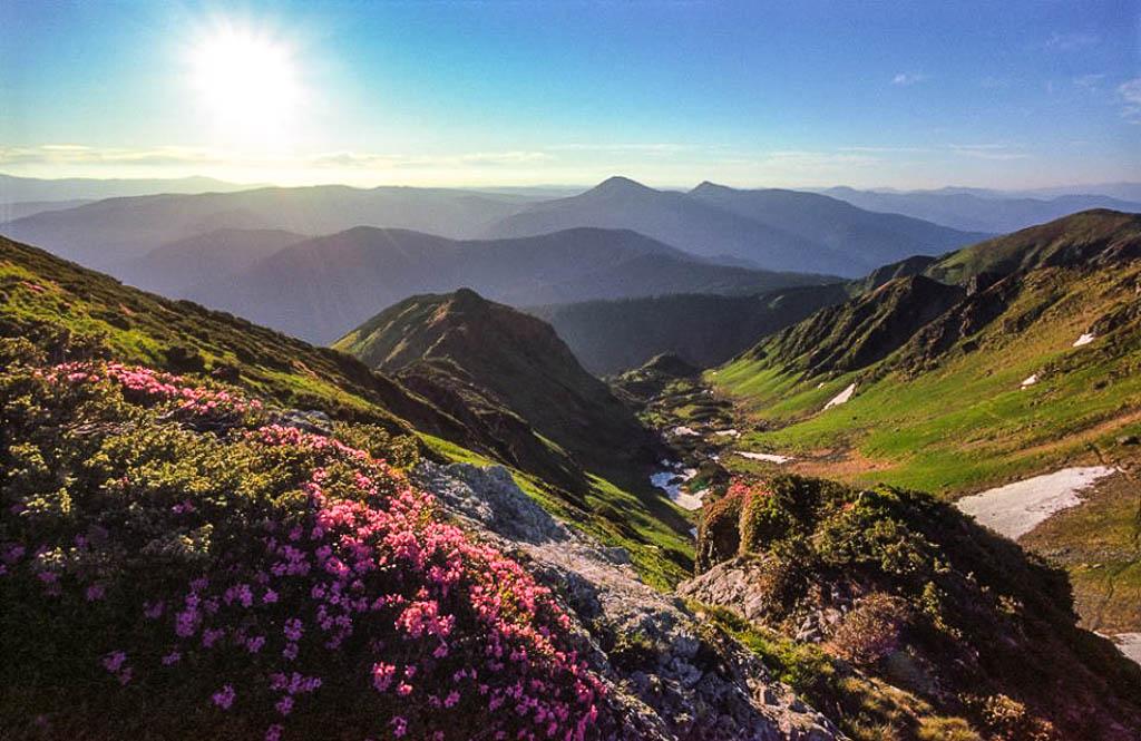 Ucraina_Riserva Biosfera dei Carpazi