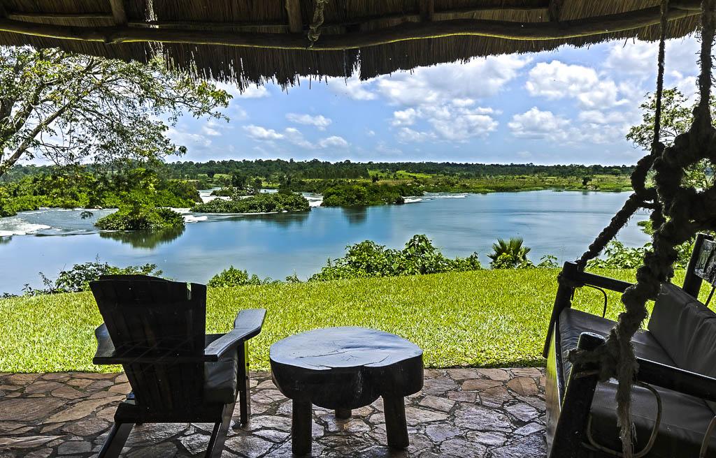Africa, Uganda, Jinja, The Haven Lodge