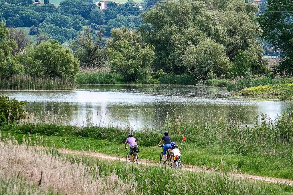 Val di Chiana in bici