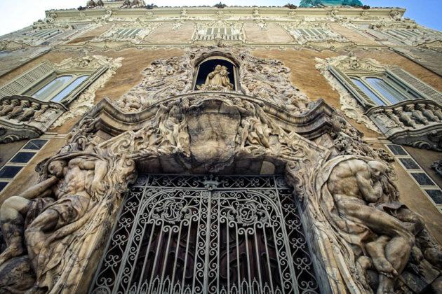 Valencia, Palacio Marques de dos Aguas