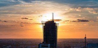 varsavia_tramonto