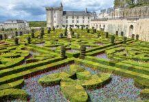 Francia-loira-Castello-Villandry