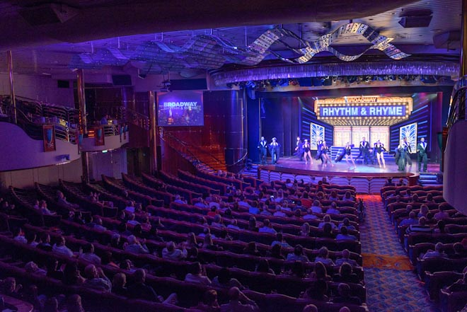 Vision of the Seas- Teatro