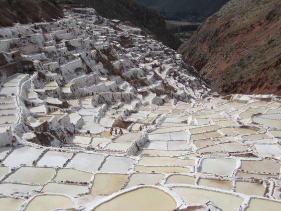 Le saline di Maras, Perù