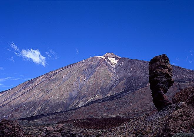 Panorama del Vulcano Teide ©Marco Santini