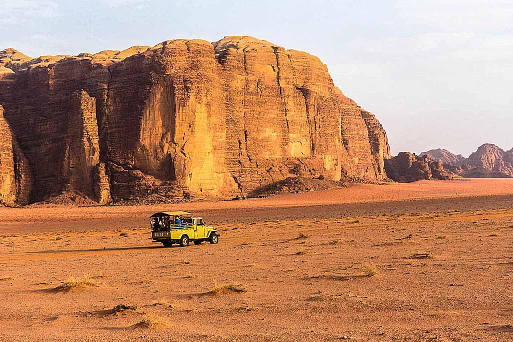 Giordania-Wadi Rum