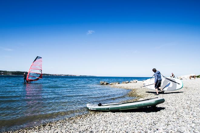 Windsuf e kiting_Slovenia