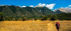 Abruzzo, il Cammino dei Briganti a piedi o in mountain bike