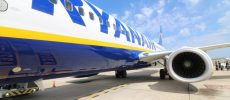 Ryanair voli cancellati. Da domani oltre un mese di disagi