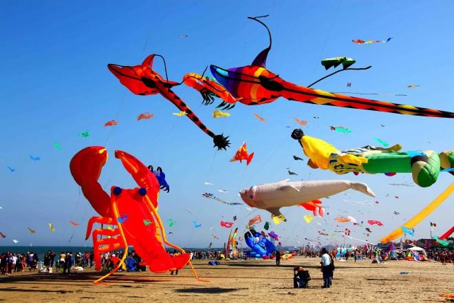 l festival internazionale dell'aquilone
