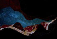 arizona-parco-nazionale-cielo-stellato