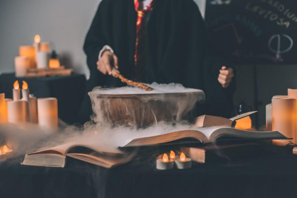 evento lonato del garda brescia bambini famiglie harry potter maghi magie autunno