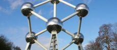 Expo '58, l'Atomium di Bruxelles