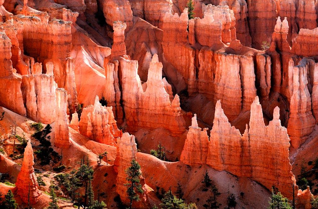 Bryce Canyon at Sunrise Bryce Canyon National Park – Utah – USA Photo © Javier Herranz Casellas (Spagna)