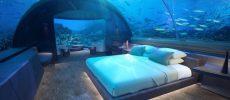 Maldive, camera con vista sulla barriera