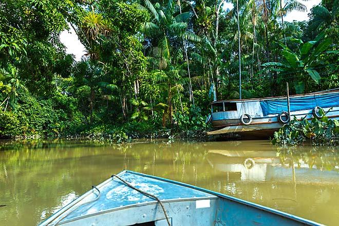canoa Rio Negro
