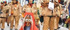 Il Carnevale alemanno sul Lago di Costanza fra streghe e creature tenebrose
