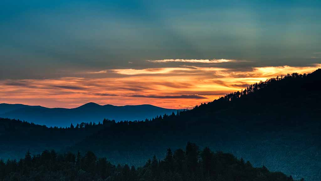 carpazi-ucraina-tramonto