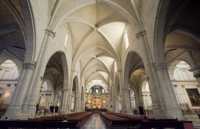 Cattedrale di Valencia, Spagna