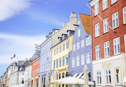 Ponti d'autunno: Copenaghen low cost