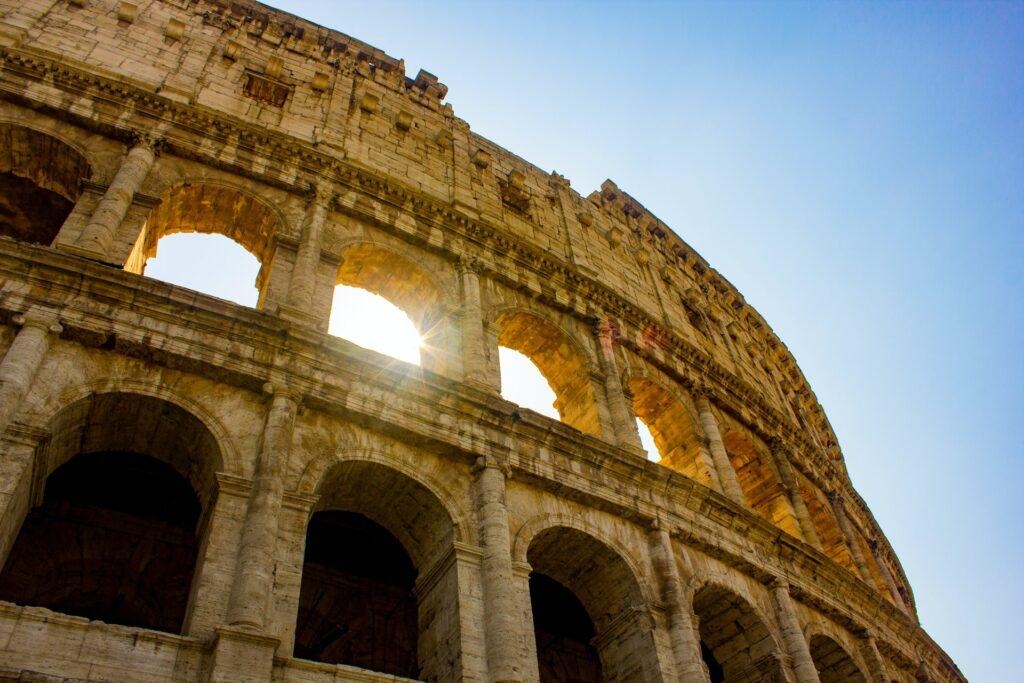 ristrutturazione arena colosseo  restauro progetto milan ingegneria