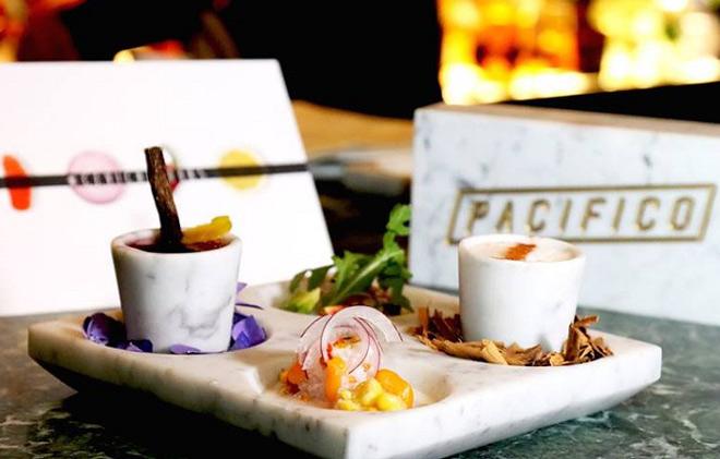 Cucina peruviana milano latitudes - Cucina molecolare milano ...