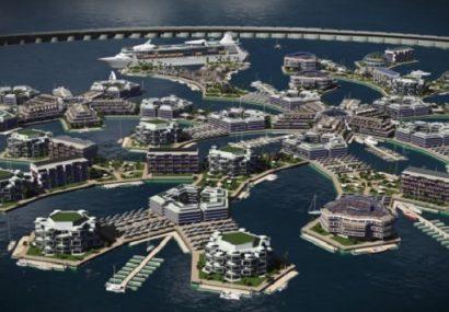 La prima nazione galleggiante sarà nell'Oceano Pacifico