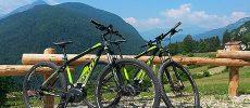 E-bike in Trentino. Di corsa nella Piana Rotoliana
