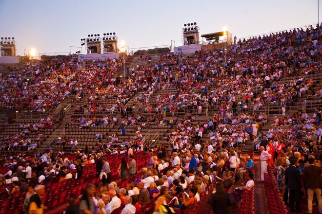 festival lirico Verona