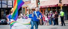 Northampton  e l'arcobaleno. Il NoHO Pride