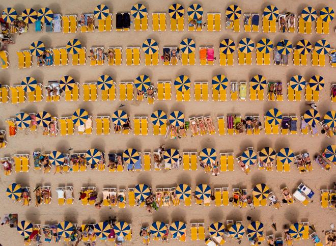 foto più belle scattate dai droni